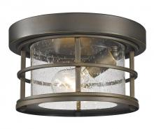Z-Lite 555F-ORB - 1 Light Outdoor