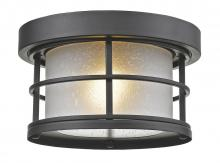 Z-Lite 556F-BK - 1 Light Outdoor
