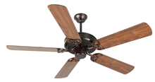 "Craftmade K10678 - CXL 52"" Ceiling Fan Kit in Oiled Bronze"