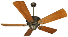 "Craftmade K10752 - Riata 52"" Ceiling Fan Kit in Pewter"