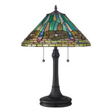 Quoizel TF1508TVB - King Table Lamp