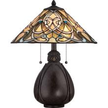 Quoizel TF1846TIB - India Table Lamp