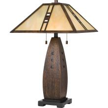 Quoizel TF3341T - Fulton Table Lamp