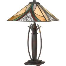 Quoizel TF3342TVA - Orleans Table Lamp