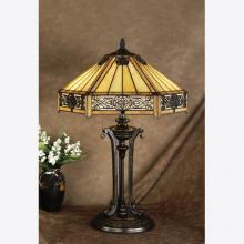 Quoizel TF6669VB - Indus Table Lamp
