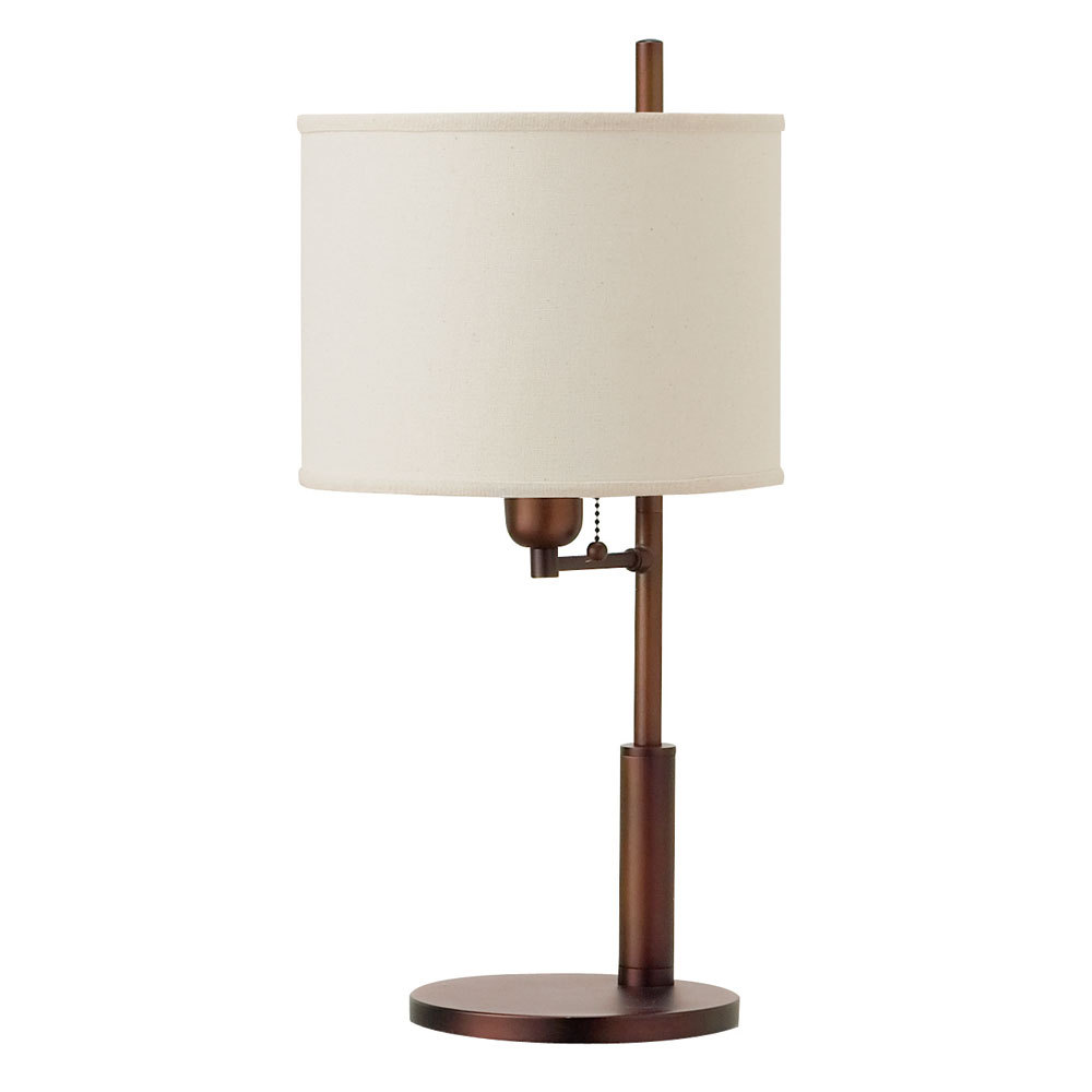 OBB Table Lamp Linen Shd