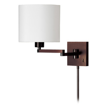 Dainolite DMWL7713-OBB - (K)Cast Metal Double Arm Wall Lamp