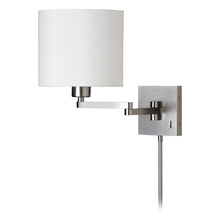 Dainolite DMWL7713-SC - (K)Cast Metal Double Arm Wall Lamp