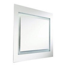 Dainolite MLED-3636-IL - 58W Square Mirror, Inside Illuminated 36 Inch