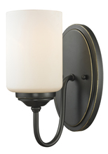 Z-Lite 414-1S - 1 Light Wall Sconce