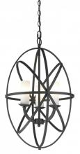 Z-Lite 6027-3S-BRZ - 3 Light Pendant