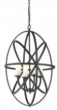 Z-Lite 6027-4L-BRZ - 4 Light Pendant