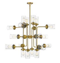 Z-Lite 617-20FB - 20 Light Pendant