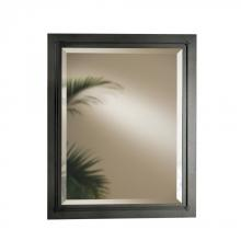 Hubbardton Forge 710118-82 - Metra Large Beveled Mirror