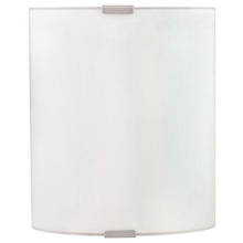 Canarm IWL40 - Matrix, IWL40, 1 Light Wall Sconce, Frosted Glass, 60W Type A