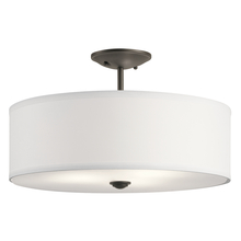 Kichler 43692OZ - Semi Flush 3Lt