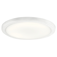 Kichler 44248WHLED30 - Flush Mount 13 Inch Round Wh