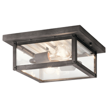 Kichler 49875WZC - Outdoor Ceiling 2Lt
