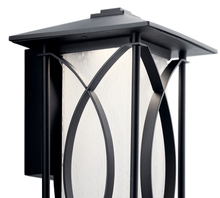 Kichler 49973BKTLED - Outdoor Wall LED