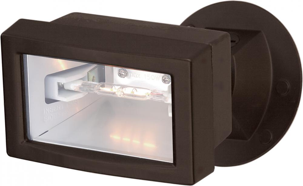 1 Light Mini Halogen Floodlight