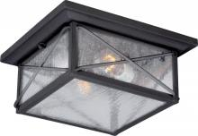 Nuvo 60/5626 - Wingate 2 Light Outdoor Flush