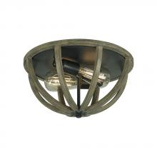 Generation Lighting - Feiss FM400WOW/AF - 2 - Light Flushmount