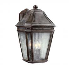 Generation Lighting - Feiss OL11302WCT - 3 - Light Outdoor Sconce
