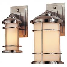 Generation Lighting - Feiss OL2200BS - 1 - Light Wall Lantern