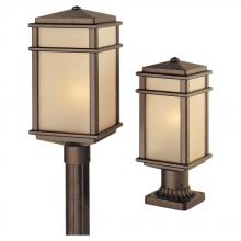 Generation Lighting - Feiss OL3407CB - 1 - Light Post