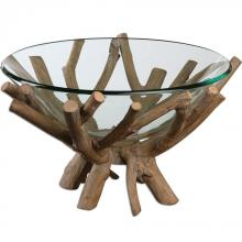Uttermost 19851 - Uttermost Thoro Wood Bowl