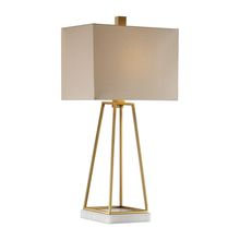 Uttermost 27876-1 - Uttermost Mackean Metallic Gold Lamp