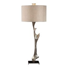 Uttermost 27929 - Uttermost Ophion Modern Silver Table Lamp
