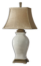 Uttermost 26737 - Uttermost Rory Ivory Table Lamp