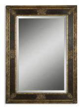 Uttermost 11207 B - Uttermost Cadence Small Antique Gold Mirror